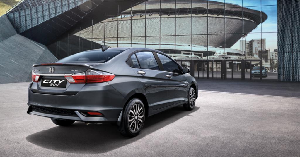 Honda All New City Car Dealer Mumbai